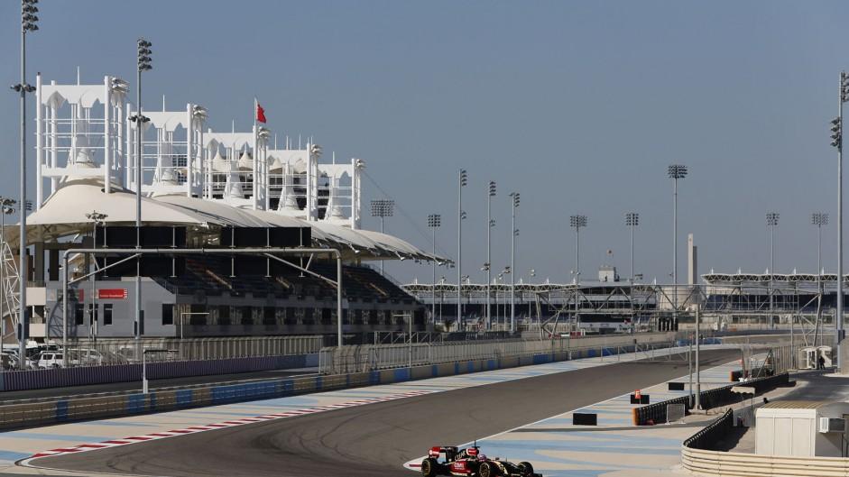Live: 2014 Bahrain Grand Prix