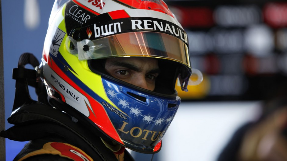 Maldonado cleared to start race