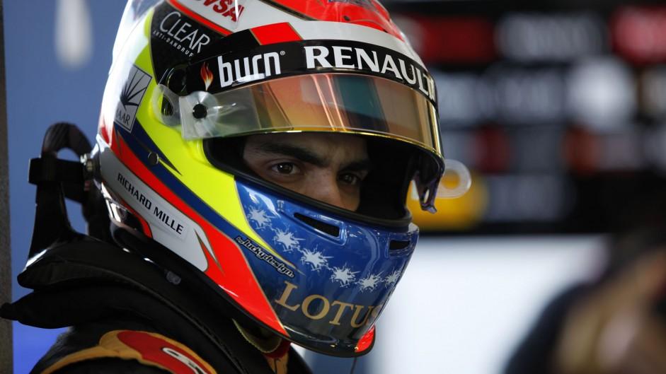 Take the new F1 Fanatic Pastor Maldonado quiz