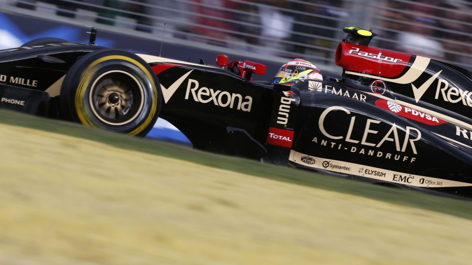 Lotus may take until Spain to get most out of E22