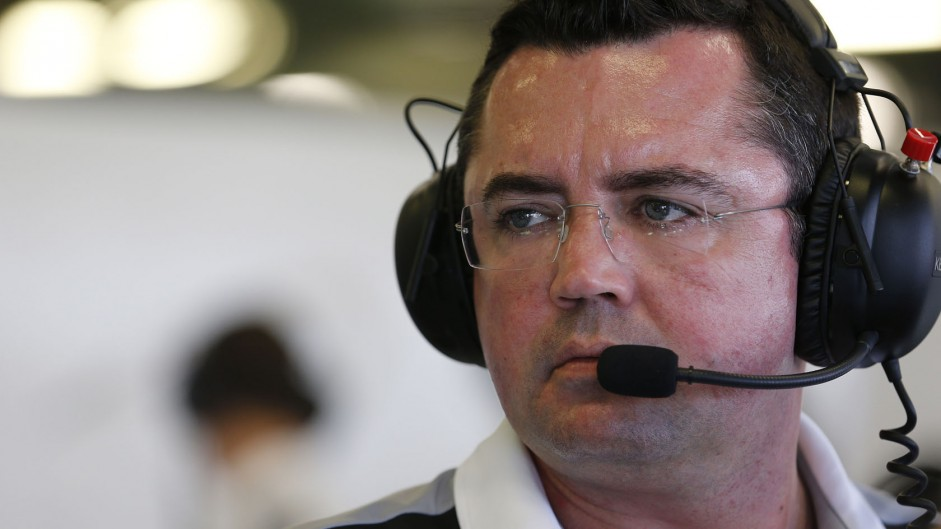 McLaren 'could be best of the rest' – Boullier