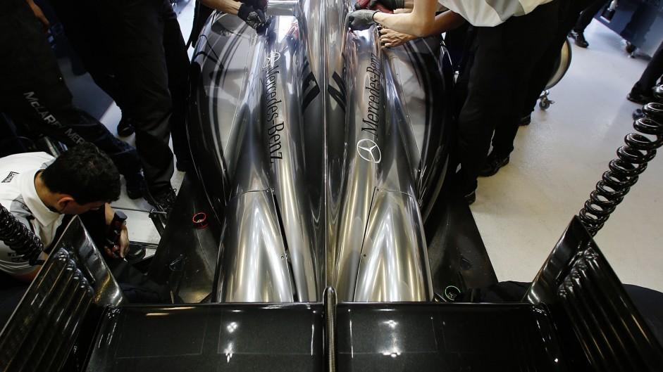 McLaren upgrades are working, says Button