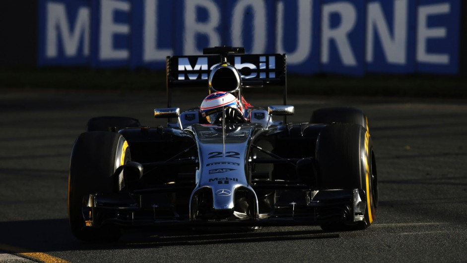 "McLaren result ""better than we expected"" – Button"