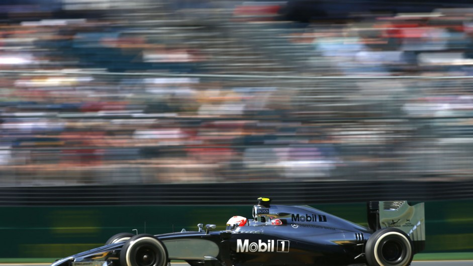2014 Australian Grand Prix championship points