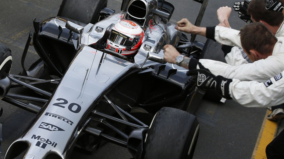 Questions hang over McLaren as 2014 ends