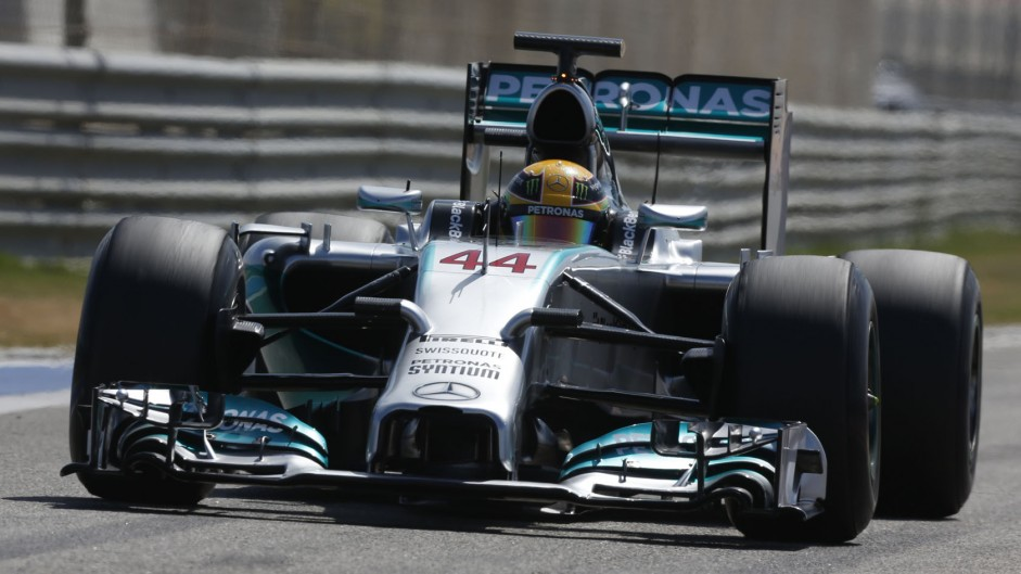 """Mercedes """"taking nothing for granted"""" after testing"""