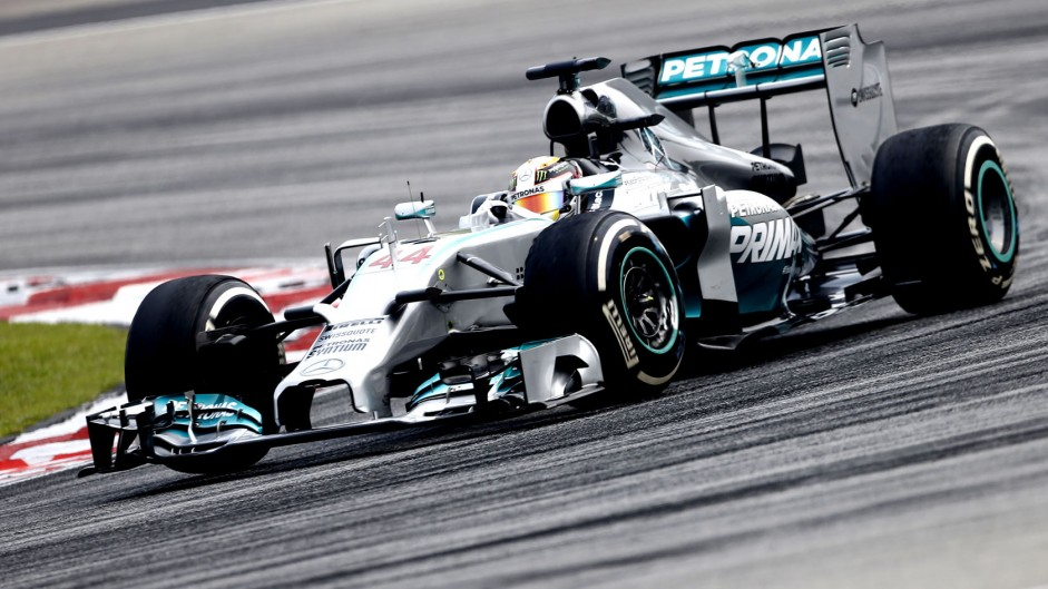 2014 Malaysian Grand Prix result