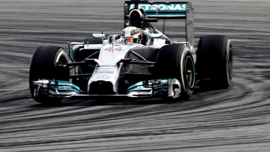 Hamilton adds Driver of the Weekend to Malaysia grand slam
