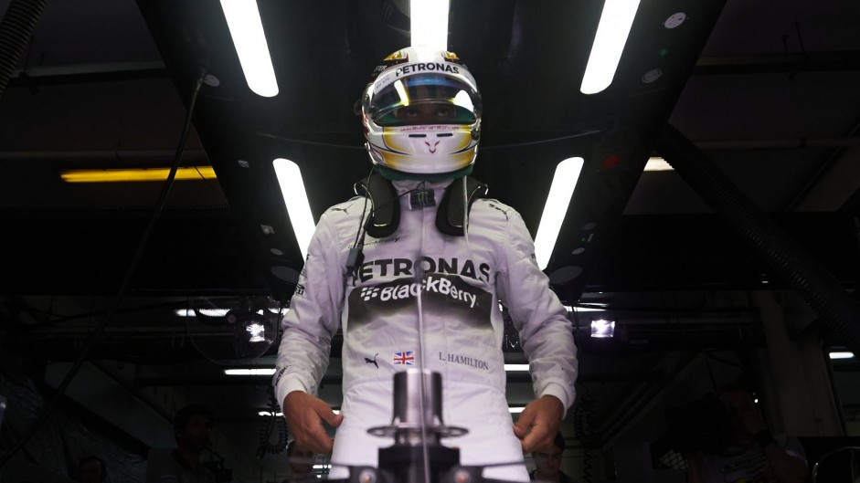 Lewis Hamilton, Mercedes, Sepang International Circuit, 2014