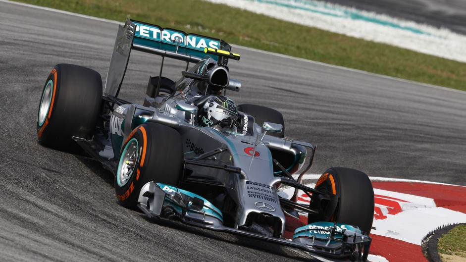 F1 lap times in Malaysia slowest since first race