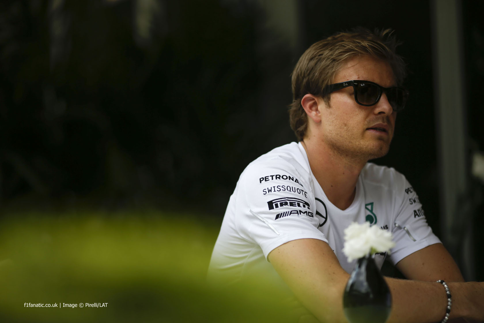 Nico Rosberg, Mercedes, Sepang International Circuit, 2014