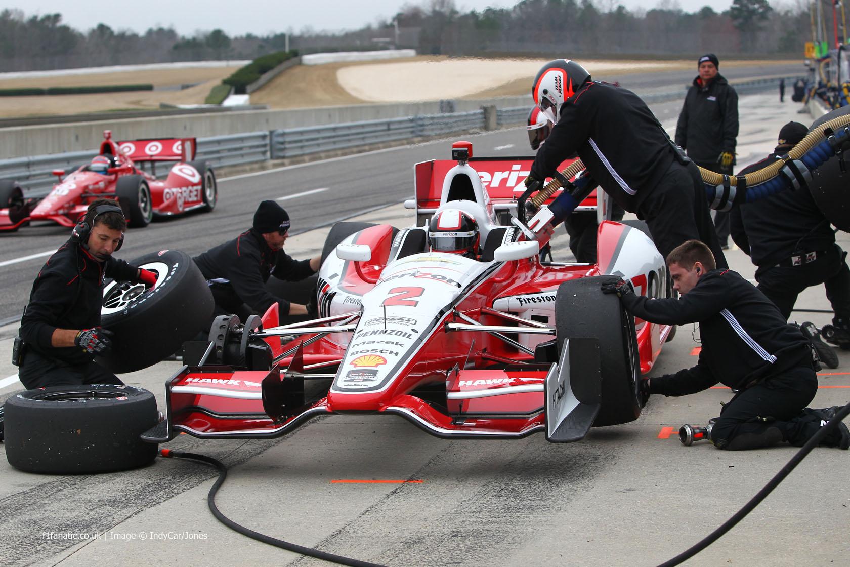 Juan Pablo Montoya, Penske, Barber Motorsport Park, 2014