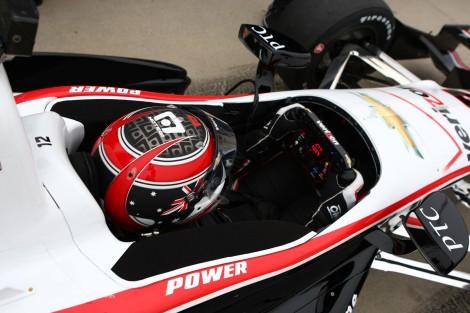 Will Power, Penske, Barber Motorsport Park, 2014