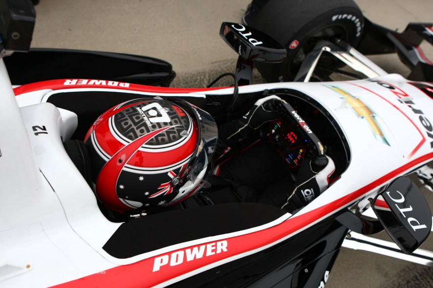 Will Power, Penske, Barber Motorsport Park, 2014
