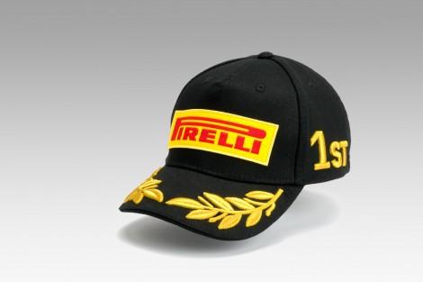 Pirelli cap