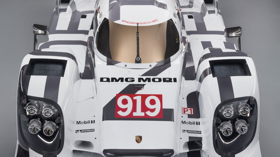 Porsche 919 Hybrid, 2014