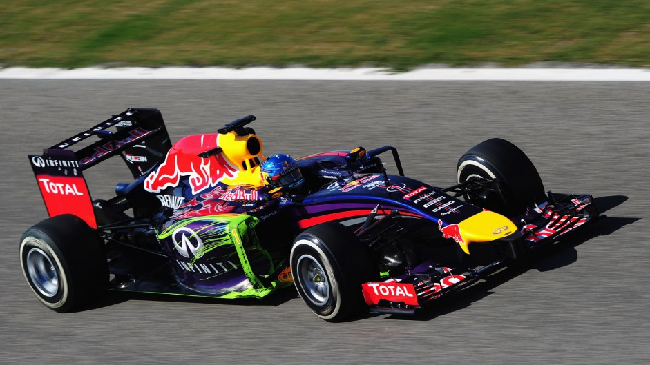Newey rues Red Bull's late switch of focus to 2014