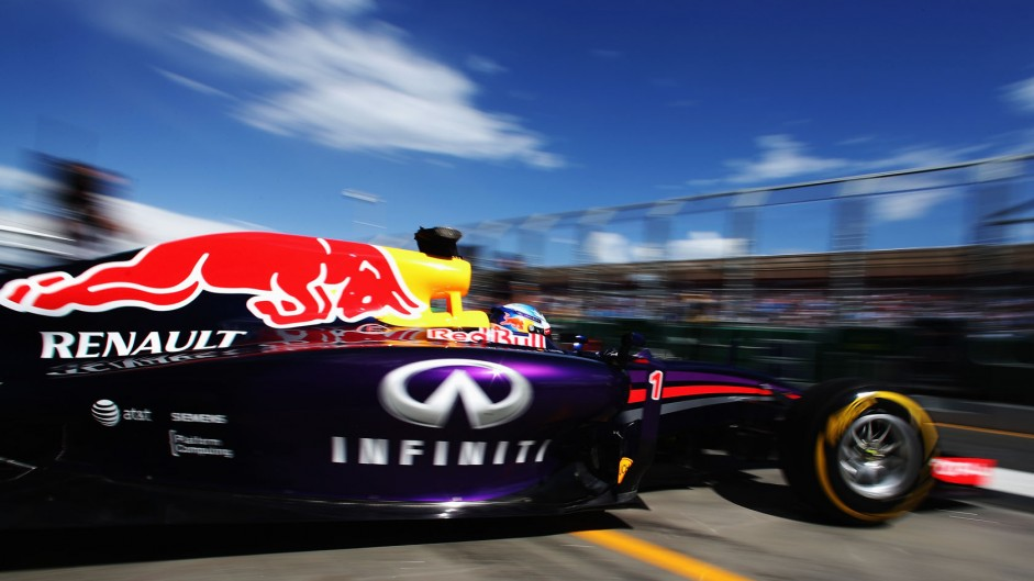 Software glitch hindered Vettel's qualifying
