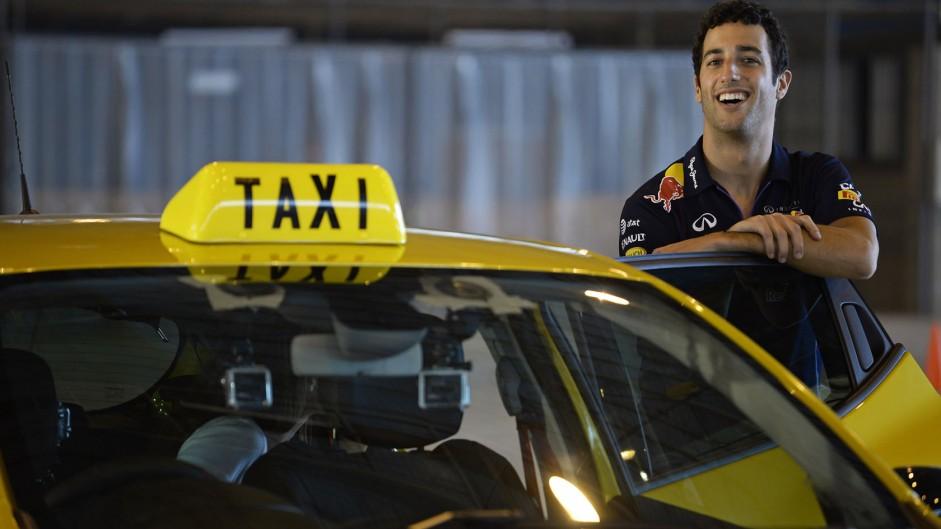 Daniel Ricciardo, 2014