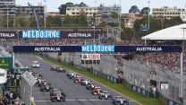 Start, Melbourne, 2014