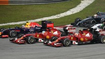 Start, Sepang International Circuit, 2014