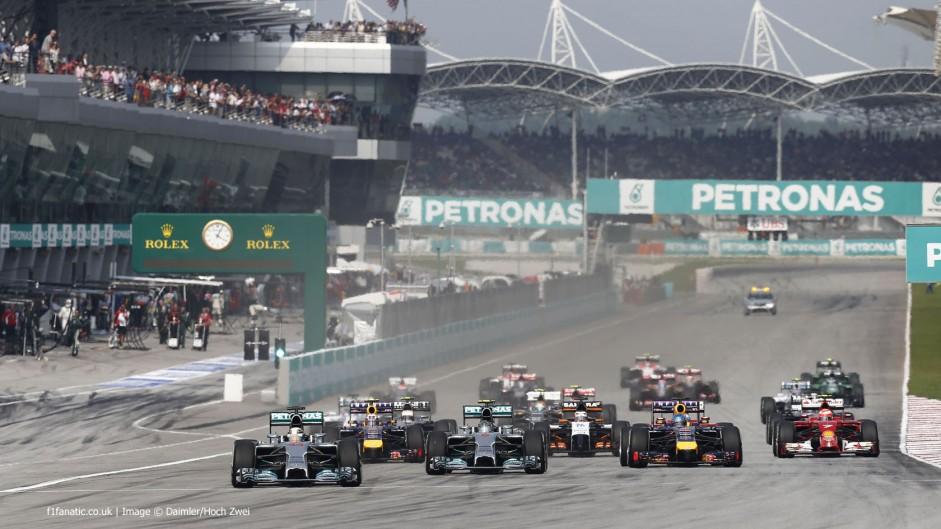 Malaysian Grand Prix fails to excite