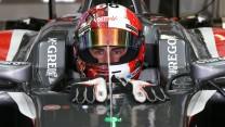 Adrian Sutil, Sauber, Suzuka, 2014
