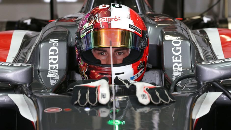 Sutil: Bianchi hit crane on lap after crash