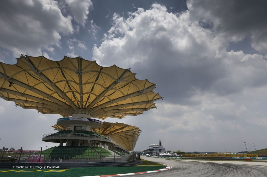 Turn 15, Sepang International Circuit, 2014