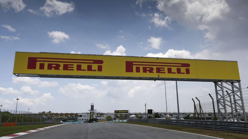 Turn 5, Sepang International Circuit, 2014