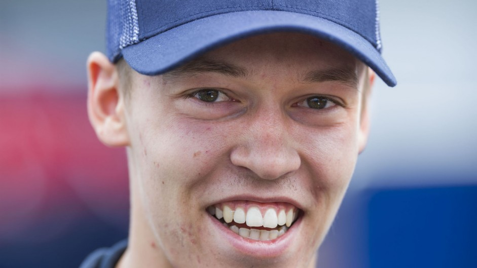 Kvyat breaks Vettel's record as youngest points scorer