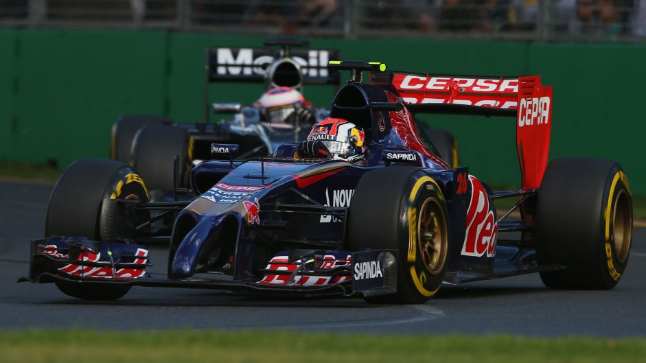 Top ten: Youngest F1 point-scorers