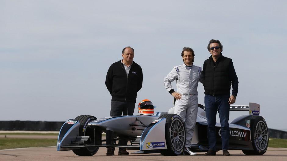 Jarno Trulli, Formula E, 2014