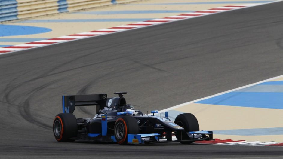 Nathaneal Berthon, Venezuela GP Lazarus, GP2, Bahrain, 2014