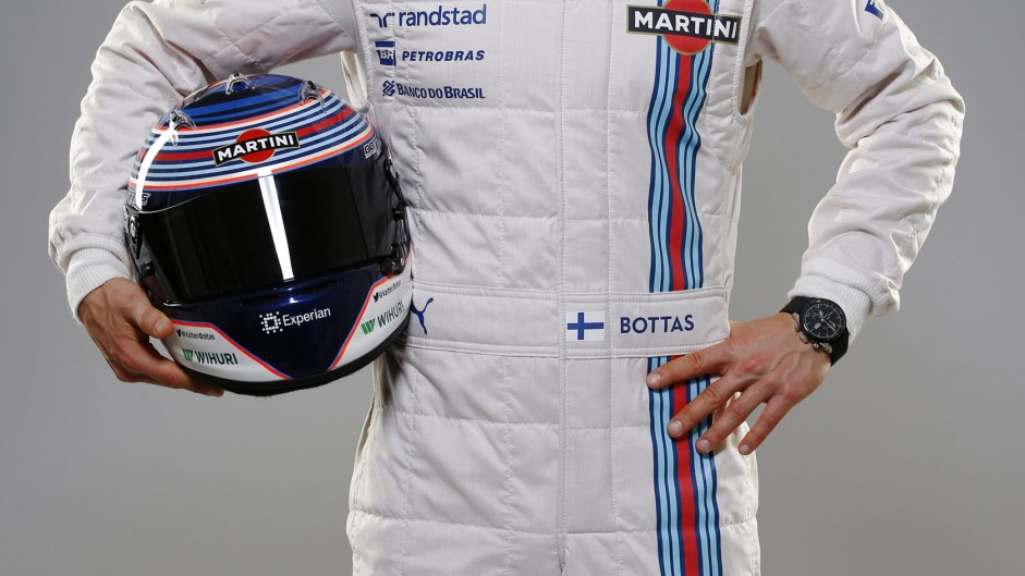 Valtteri Bottas, Williams, 2014