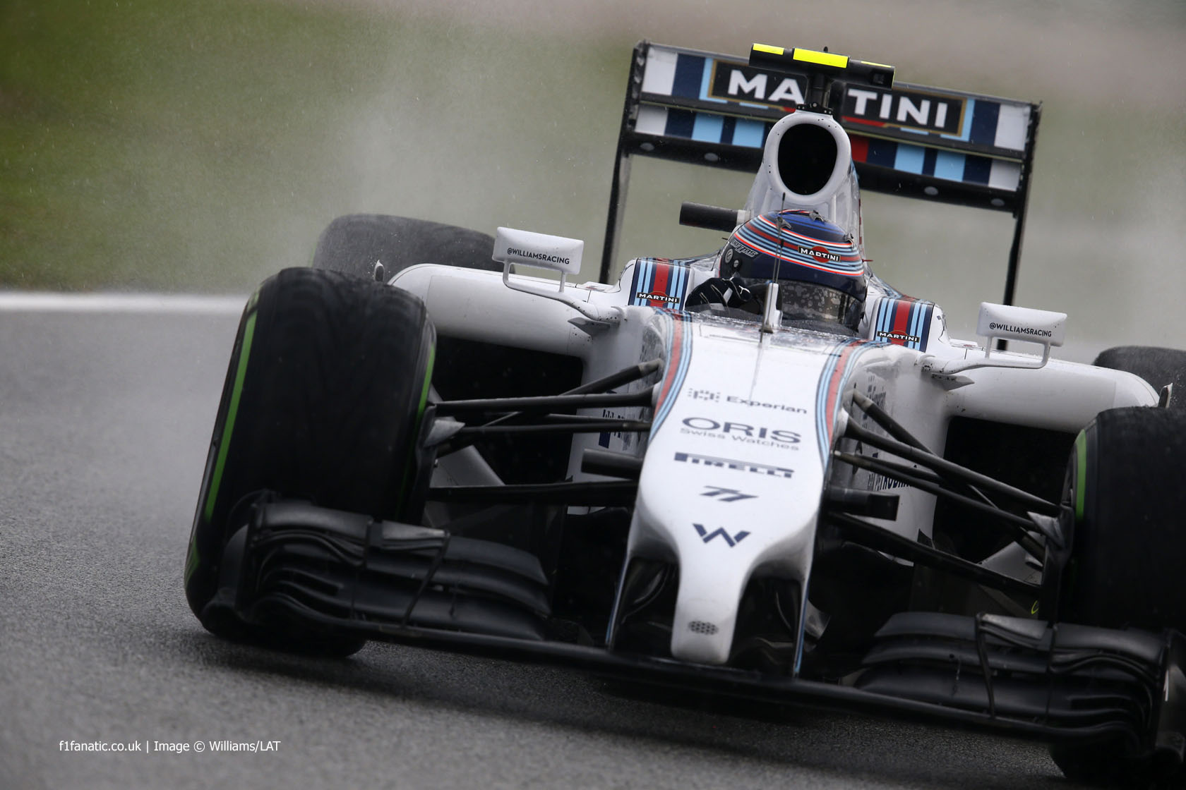 Valtteri Bottas, Williams, Sepang International Circuit, 2014