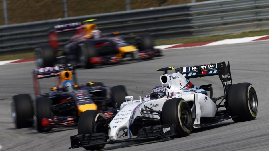 2014 Malaysian Grand Prix in pictures