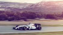 Williams FW36 - Martini livery reveal, 2014