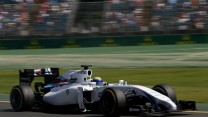 Felipe Massa, Williams, Albert Park, 2014