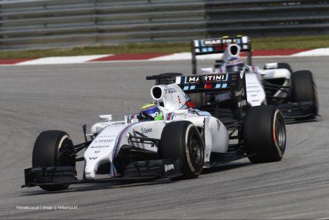 Felipe Massa, Williams, Sepang International Circuit, 2014