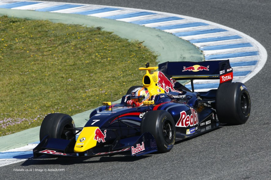 Pierre Gasly, Arden, Jerez, 2014