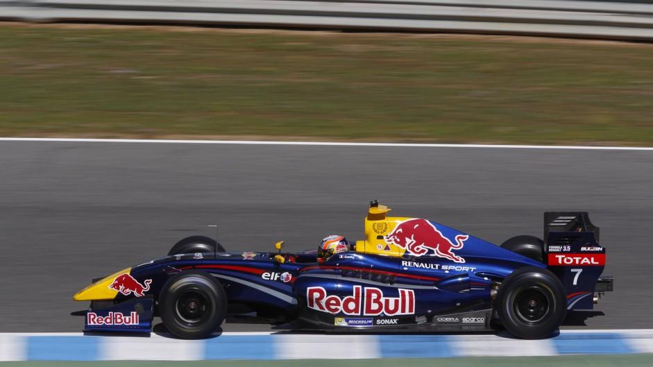 Live: 2014 Formula Renault 3.5 Monza race one