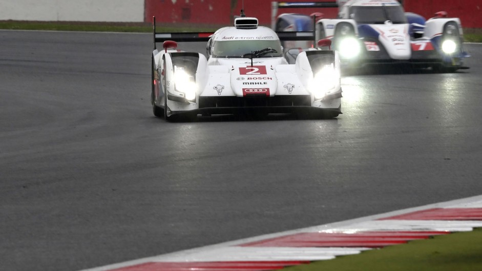 Live: WEC 2014 Six Hours of Spa-Francorchamps