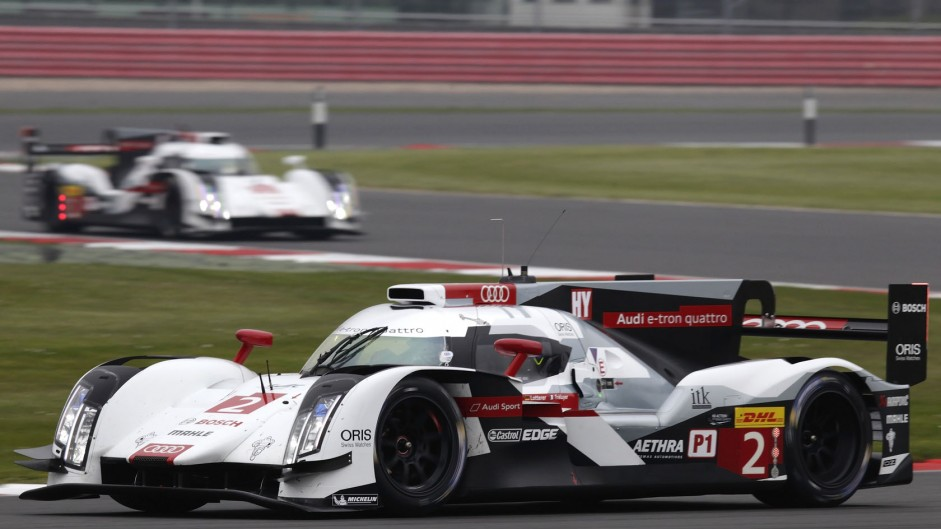 WEC 6 Hours of Silverstone 2014