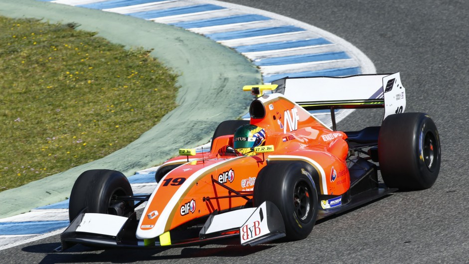 Beitske Visser, AVF, Jerez, 2014
