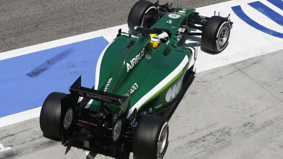 Former Caterham staff bringing lawsuit against team