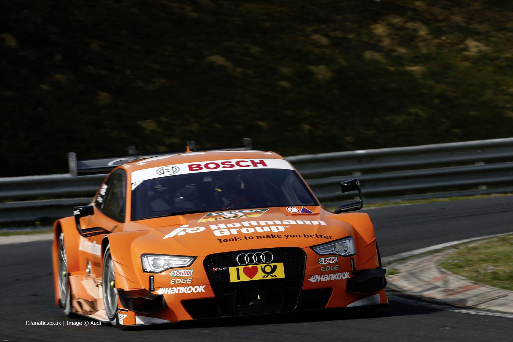 Jamie Green, Audi RS5 DTM, 2014