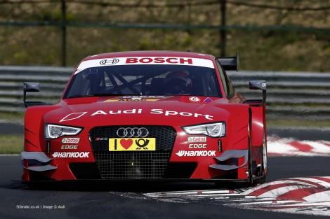 Miguel Molina, Audi RS5 DTM, 2014