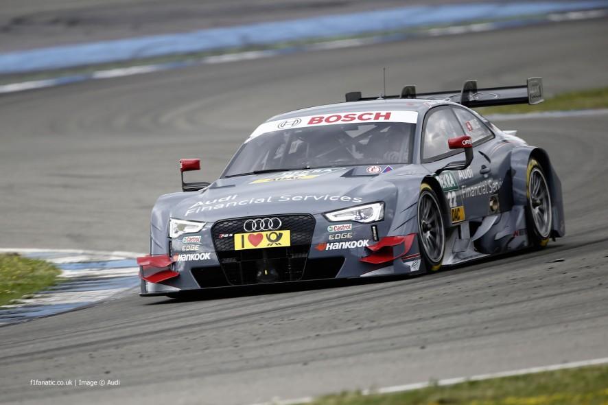 Nico Muller, Audi RS5 DTM, 2014