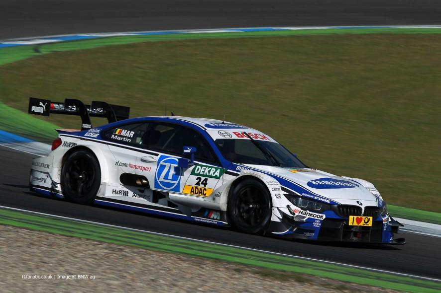 Maxime Martin, BMW M4 DTM, 2014